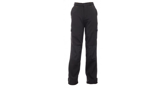 Regatta Winter Softshell Trousers Kids black